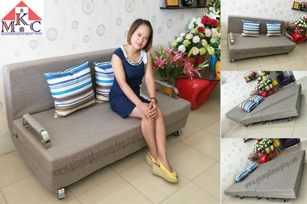 Sale sốc 25% các mẫu sofa giường 2in1