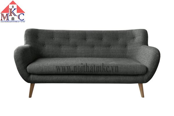 Ghế sofa dài 1,8m màu xanh cốm