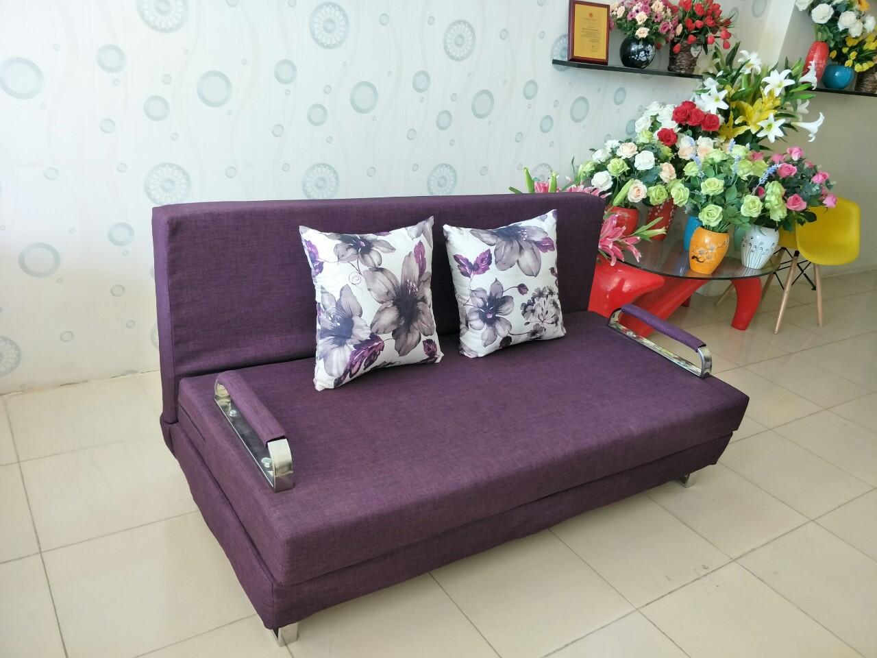 Sofa giường 2in1 di động rộng 1,8m