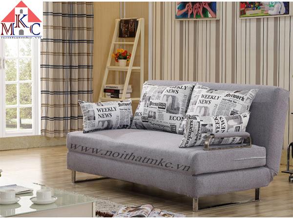 Sofa giường 2in1 cố định rộng 1.5m